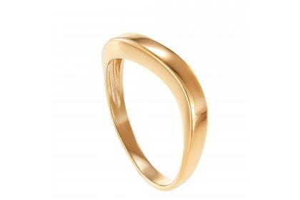 Oro Italia 916 Yellow Gold Ring (2.63G) GR4346