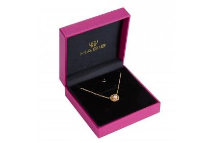 Oro Italia 916 Yellow and Rose Gold Necklace (4.99G) GC25260820-BI