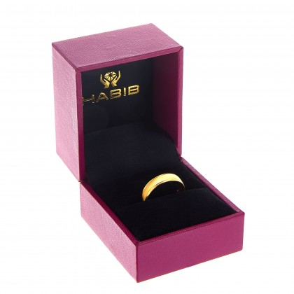 Mandy Yellow Gold Ring, 916 Gold (2.07G) R831(L)