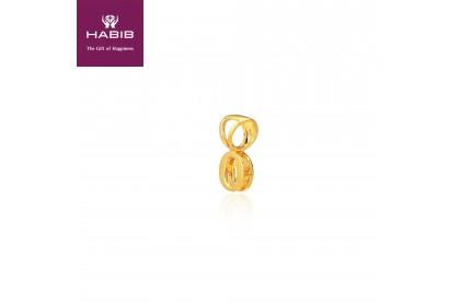 O Gold Charm (0.78G)