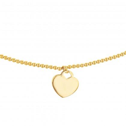 Oro Italia 916 Yellow Gold Bracelet (7.92G) GW37720421