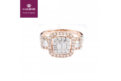 Lacey Diamond Ring
