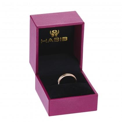 Oro Italia 916 Yellow and Rose Gold Ring (4.33G) GR44920321(R)-BI