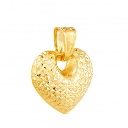 Oro Italia 916 Yellow Gold Pendant (1.28G) GP51260521
