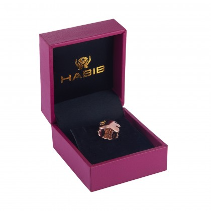 Oro Italia 916 Rose Gold Charm (2.56G) GCM90441020(R)