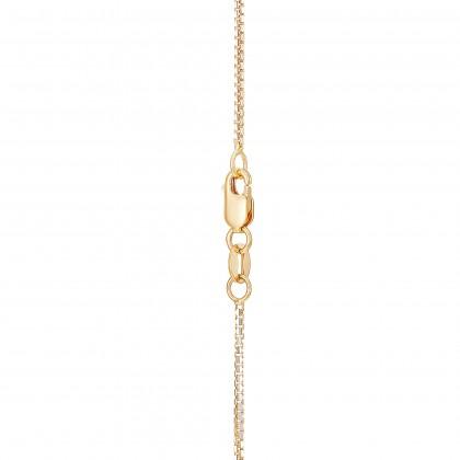 Oro Italia 916 White and Yellow Gold Necklace (4.42G) GC22491020(68)-BI