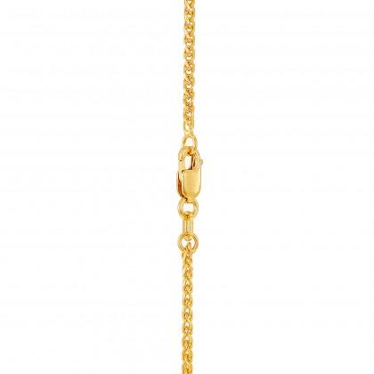 Oro Italia 916 Yellow Gold Necklace (6.36G) GC25240720