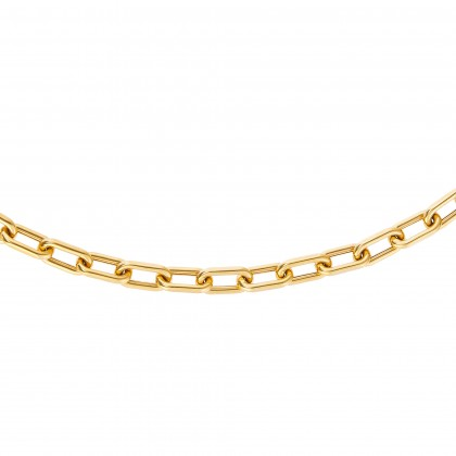 Oro Italia 916 Graffetta Yellow Gold Bracelet (14.33G) GW37021220