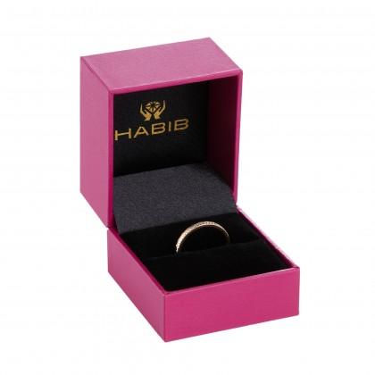Oro Italia 916 White and Yellow Gold Ring (3.40G) GR44890221-BI