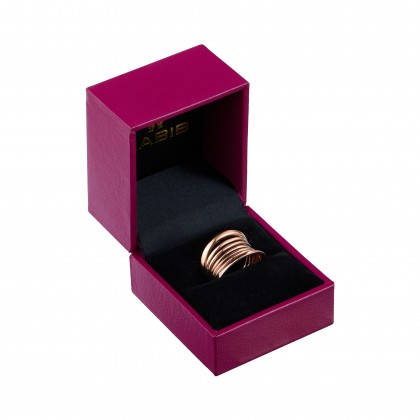 Oro Italia 916 Rose Gold Ring (8.99G) GR4287(R)