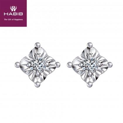 Adriana Diamond Earring 258260120(E)