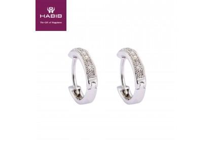 HABIB Ana Paula White Diamond Earrings