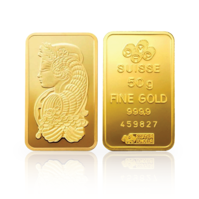 Gold Bullion & Notes